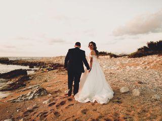 Le nozze di Anthony e Marina 1