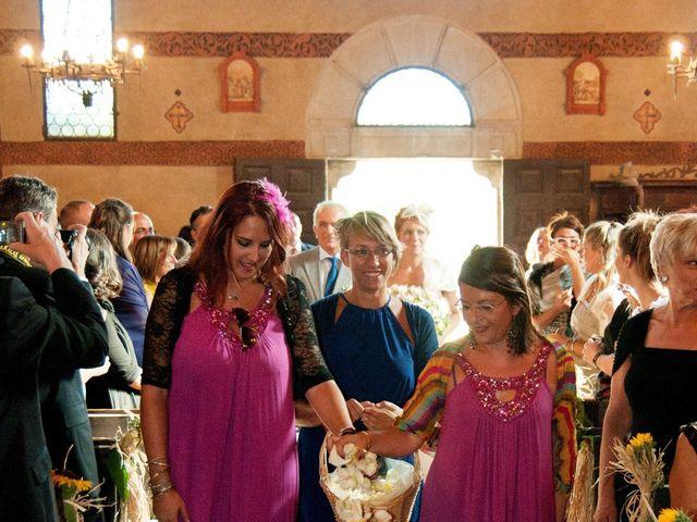 Il matrimonio di Matteo e Tiziana a Monte San Pietro, Bologna 9
