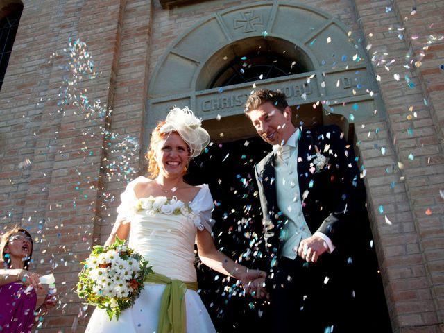 Il matrimonio di Matteo e Tiziana a Monte San Pietro, Bologna 11