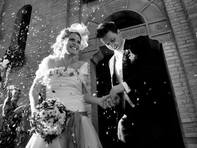 Il matrimonio di Matteo e Tiziana a Monte San Pietro, Bologna 12