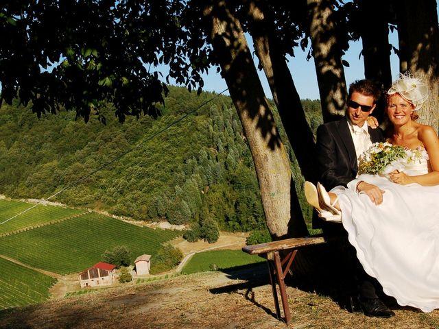 Il matrimonio di Matteo e Tiziana a Monte San Pietro, Bologna 18