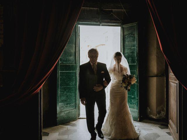 Il matrimonio di Gustavo e Laura a Sestri Levante, Genova 21