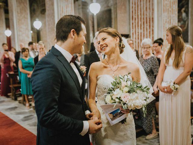 Il matrimonio di Gustavo e Laura a Sestri Levante, Genova 22