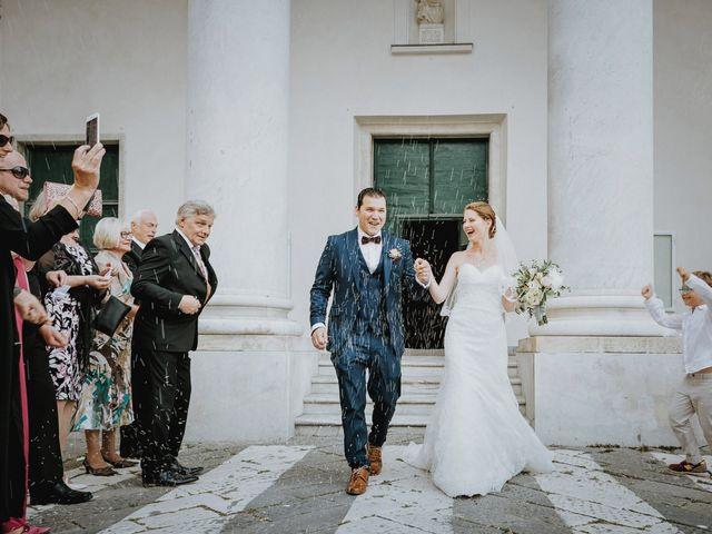Il matrimonio di Gustavo e Laura a Sestri Levante, Genova 26