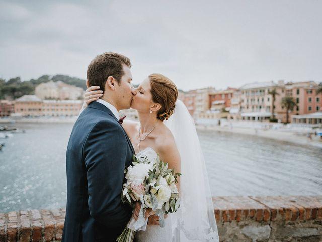Il matrimonio di Gustavo e Laura a Sestri Levante, Genova 27