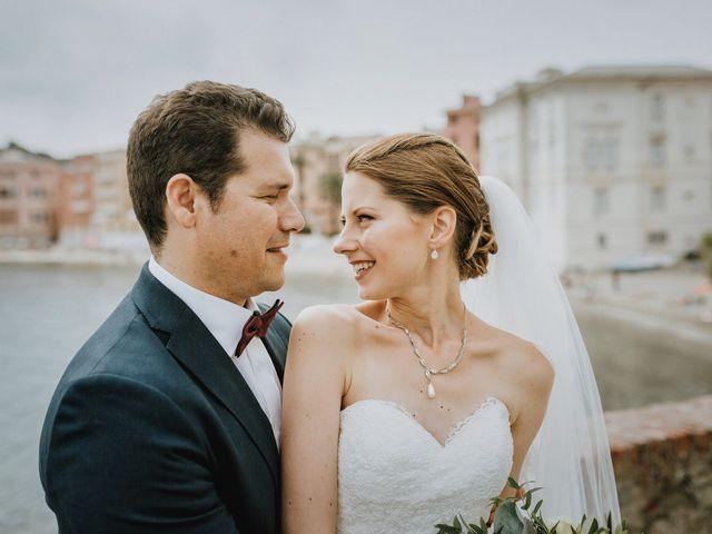 Il matrimonio di Gustavo e Laura a Sestri Levante, Genova 28