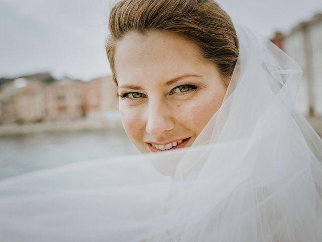 Il matrimonio di Gustavo e Laura a Sestri Levante, Genova 2