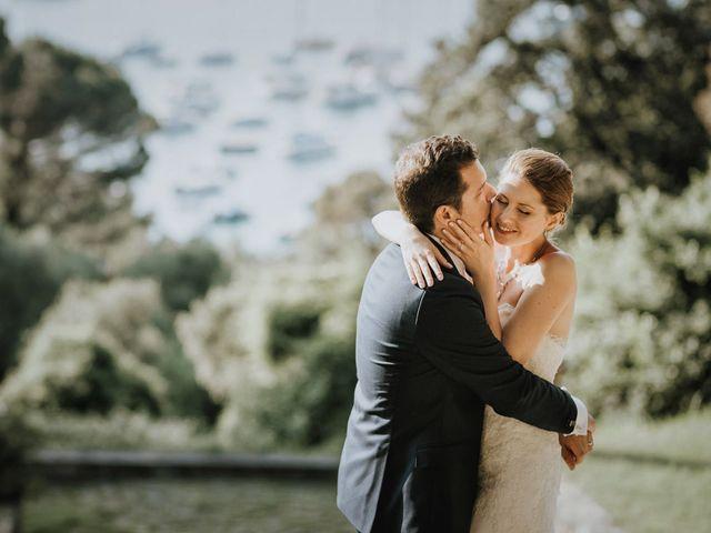 Il matrimonio di Gustavo e Laura a Sestri Levante, Genova 32