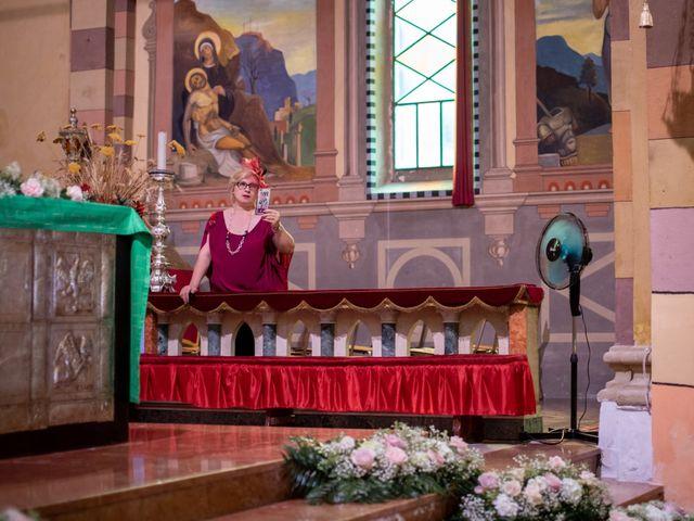 Il matrimonio di Alessio e Elisa a Piacenza, Piacenza 37