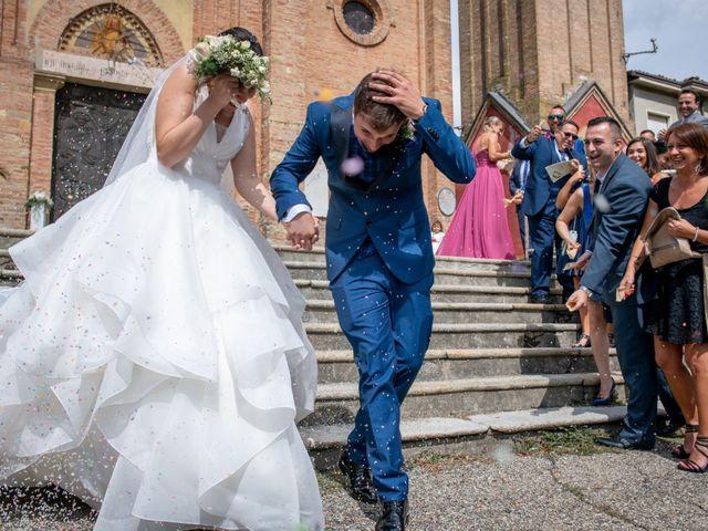 Il matrimonio di Alessio e Elisa a Piacenza, Piacenza 44