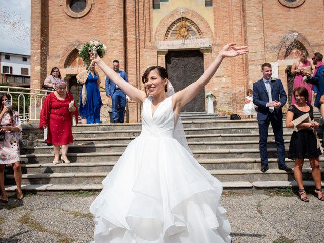 Il matrimonio di Alessio e Elisa a Piacenza, Piacenza 45