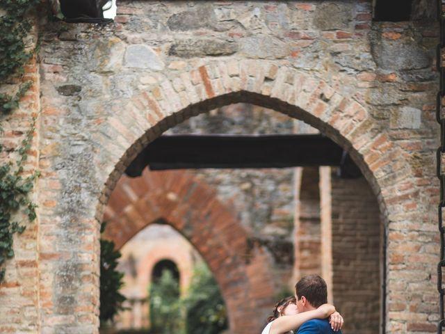 Il matrimonio di Alessio e Elisa a Piacenza, Piacenza 65