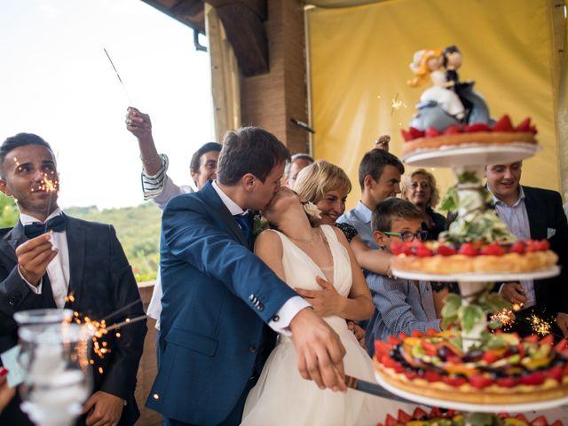 Il matrimonio di Alessio e Elisa a Piacenza, Piacenza 93
