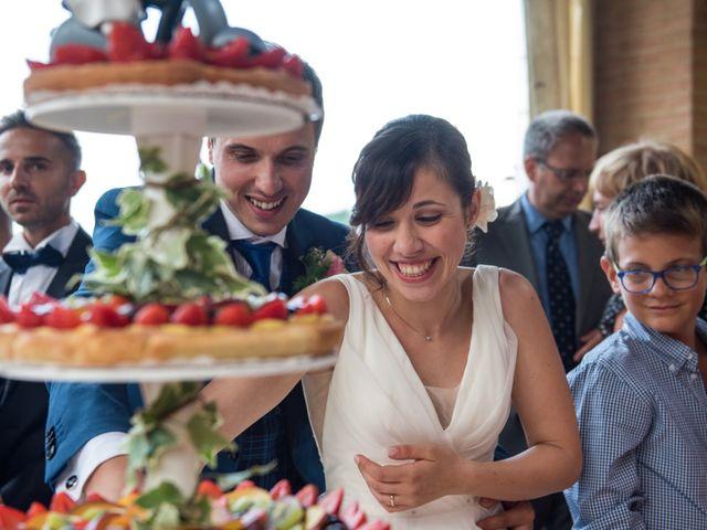 Il matrimonio di Alessio e Elisa a Piacenza, Piacenza 94
