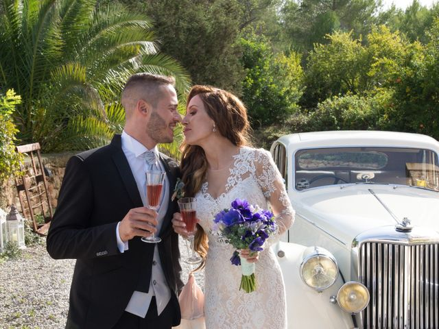 Il matrimonio di Alessandro e Eider a Roma, Roma 27