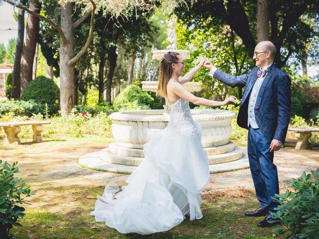 Le nozze di Jenny e Michele
