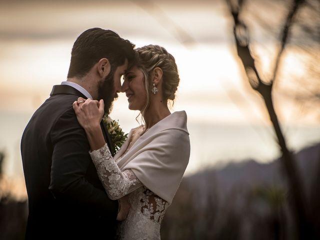 Le nozze di Giorgia e Davide