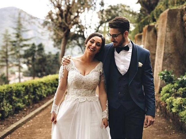 Il matrimonio di Antonio  e Sara a Castel San Giorgio, Salerno 1