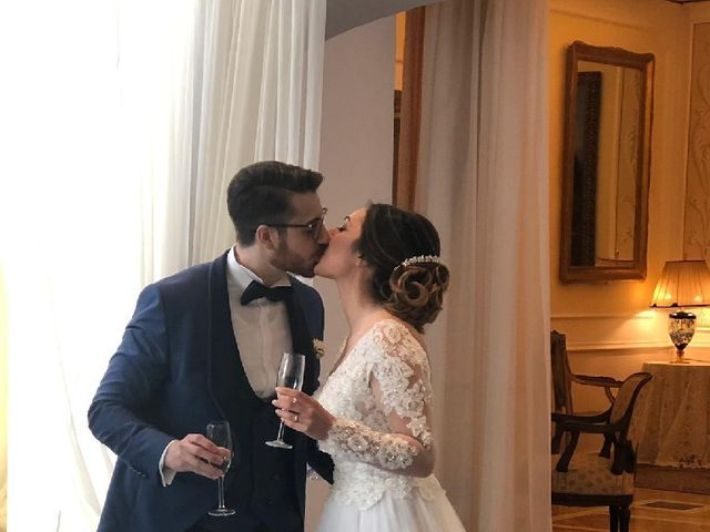 Il matrimonio di Antonio  e Sara a Castel San Giorgio, Salerno 4