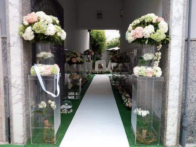 Il matrimonio di Antonio  e Sara a Castel San Giorgio, Salerno 5