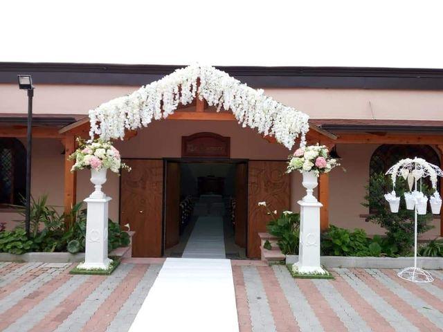 Il matrimonio di Antonio  e Sara a Castel San Giorgio, Salerno 6