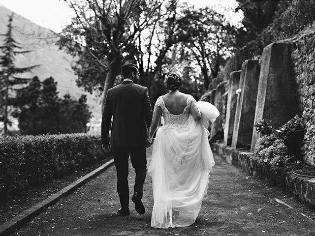Il matrimonio di Antonio  e Sara a Castel San Giorgio, Salerno 9