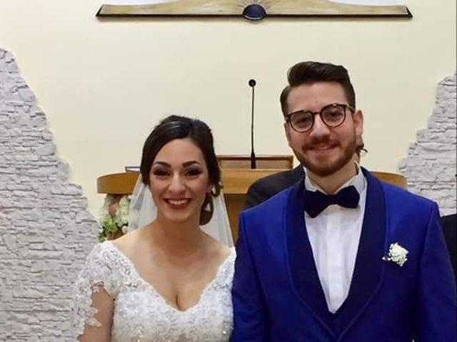 Il matrimonio di Antonio  e Sara a Castel San Giorgio, Salerno 11