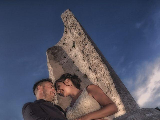 Il matrimonio di Francesco e Paola a Minervino di Lecce, Lecce 1