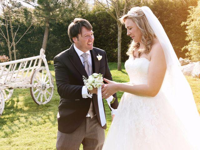 le nozze di Yana e Marco