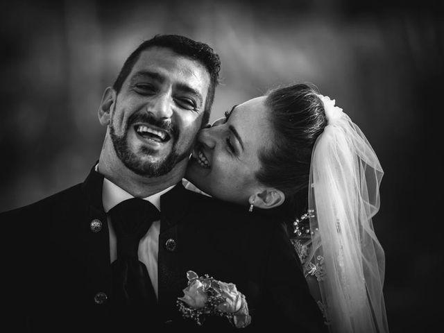Il matrimonio di Michael  e Serena a Ameglia, La Spezia 1