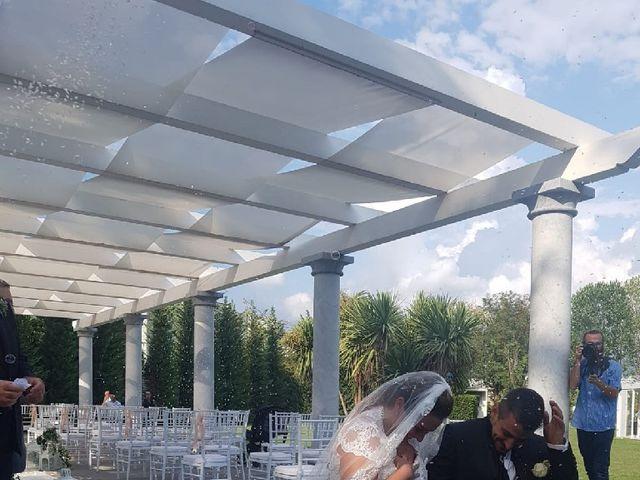 Il matrimonio di Michael  e Serena a Ameglia, La Spezia 3