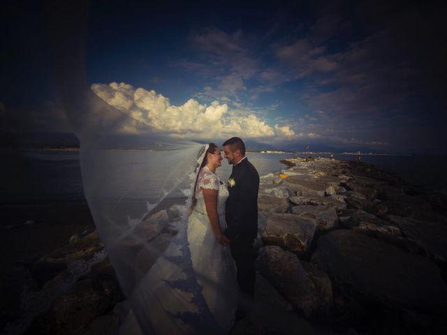 Il matrimonio di Michael  e Serena a Ameglia, La Spezia 2