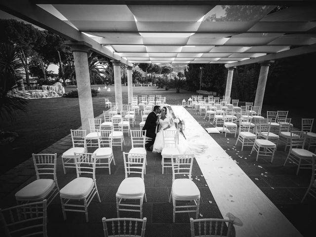 Il matrimonio di Michael  e Serena a Ameglia, La Spezia 5