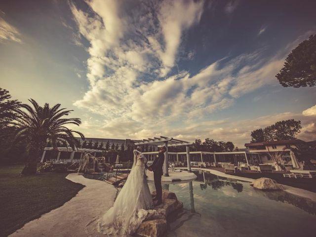 Il matrimonio di Michael  e Serena a Ameglia, La Spezia 6