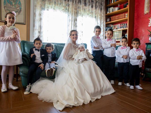 Il matrimonio di Alberto e Cinzia a Albano di Lucania, Potenza 12