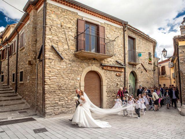 Il matrimonio di Alberto e Cinzia a Albano di Lucania, Potenza 14