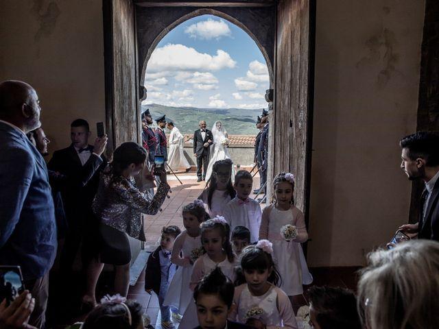 Il matrimonio di Alberto e Cinzia a Albano di Lucania, Potenza 15