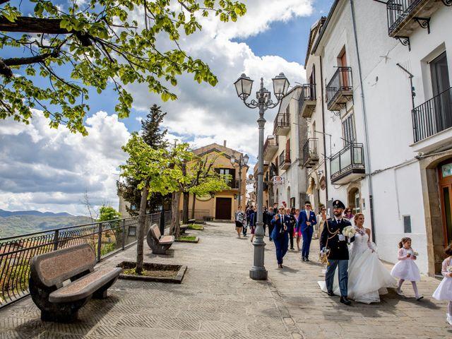 Il matrimonio di Alberto e Cinzia a Albano di Lucania, Potenza 21