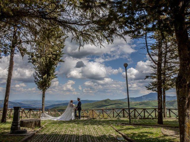 Il matrimonio di Alberto e Cinzia a Albano di Lucania, Potenza 25