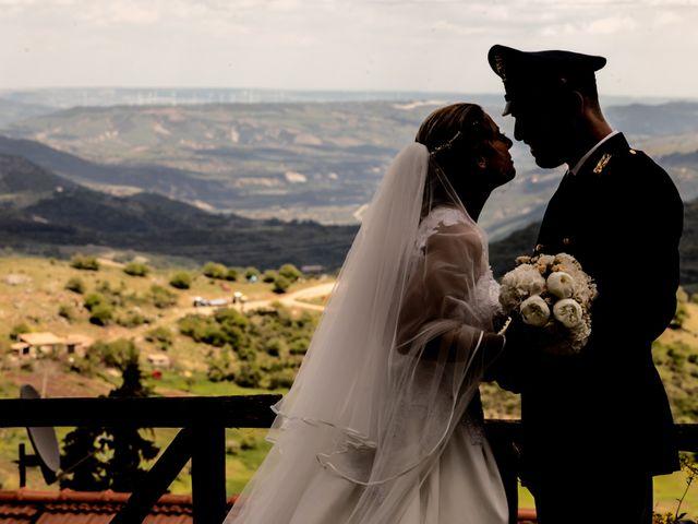 Il matrimonio di Alberto e Cinzia a Albano di Lucania, Potenza 26