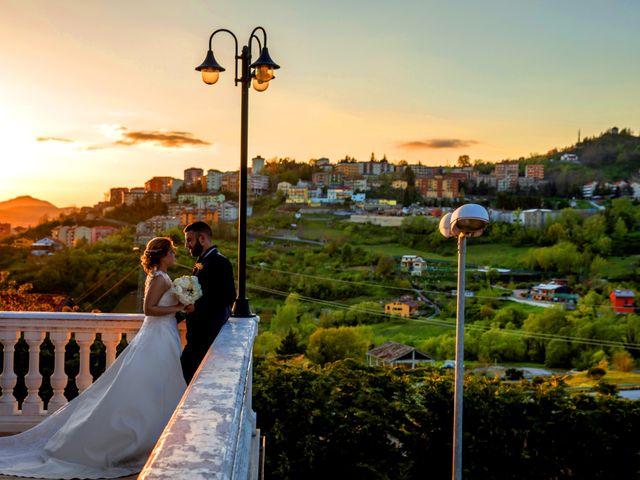 Il matrimonio di Alberto e Cinzia a Albano di Lucania, Potenza 30