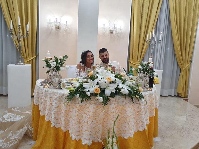 Le nozze di Cecilia Cannetti  e Giuseppe Bonarrigo