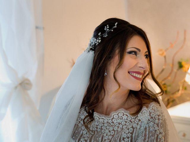 Il matrimonio di Pierfrancesco e Lorena a Grottaglie, Taranto 3