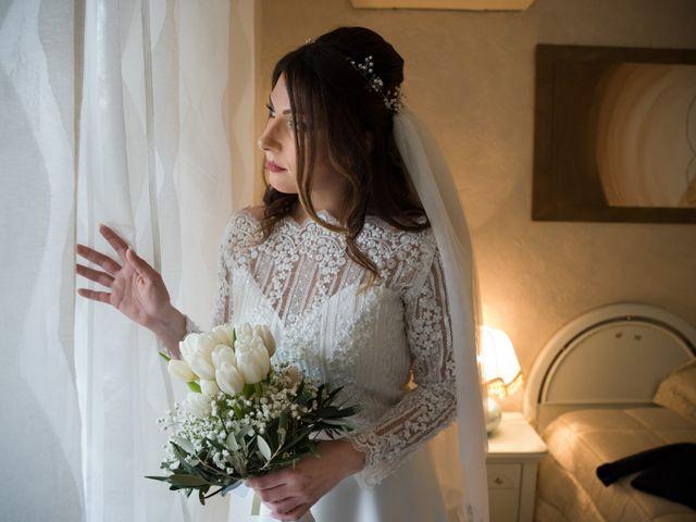 Il matrimonio di Pierfrancesco e Lorena a Grottaglie, Taranto 6