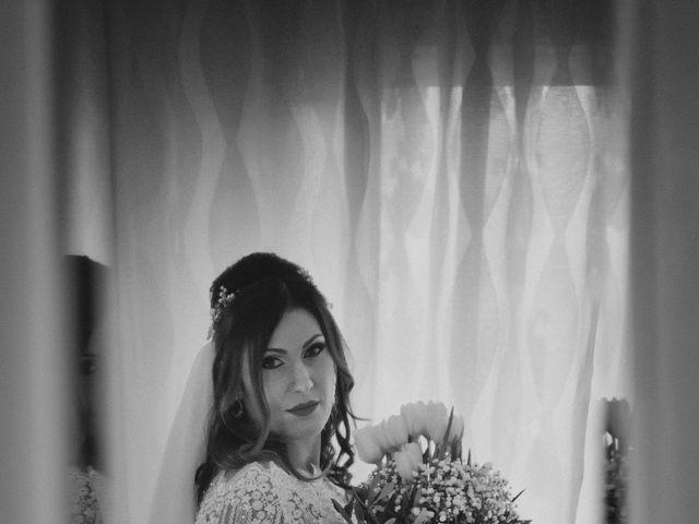 Il matrimonio di Pierfrancesco e Lorena a Grottaglie, Taranto 8