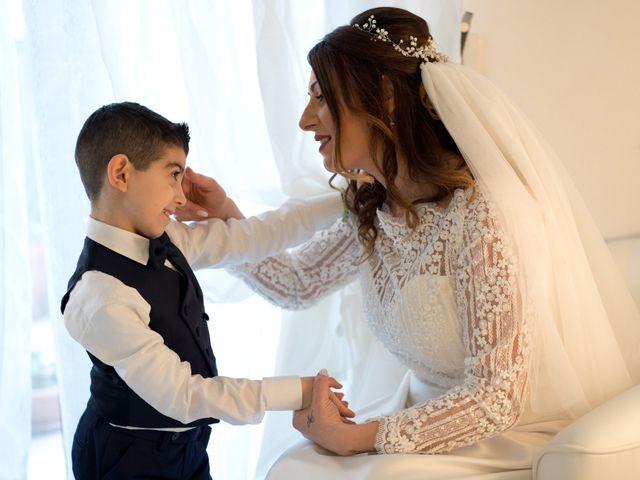 Il matrimonio di Pierfrancesco e Lorena a Grottaglie, Taranto 9