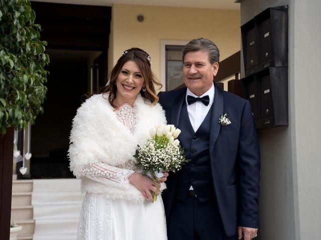 Il matrimonio di Pierfrancesco e Lorena a Grottaglie, Taranto 10