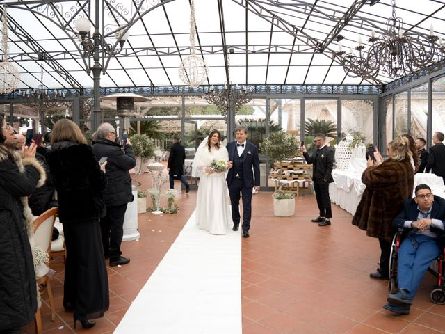 Il matrimonio di Pierfrancesco e Lorena a Grottaglie, Taranto 13