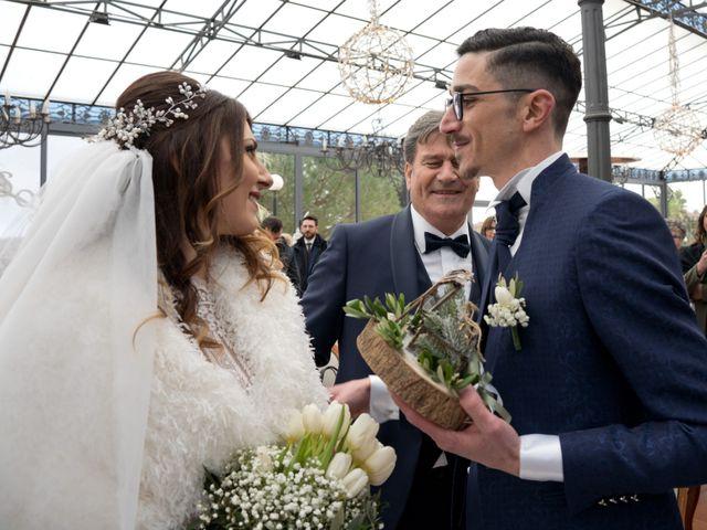 Il matrimonio di Pierfrancesco e Lorena a Grottaglie, Taranto 15