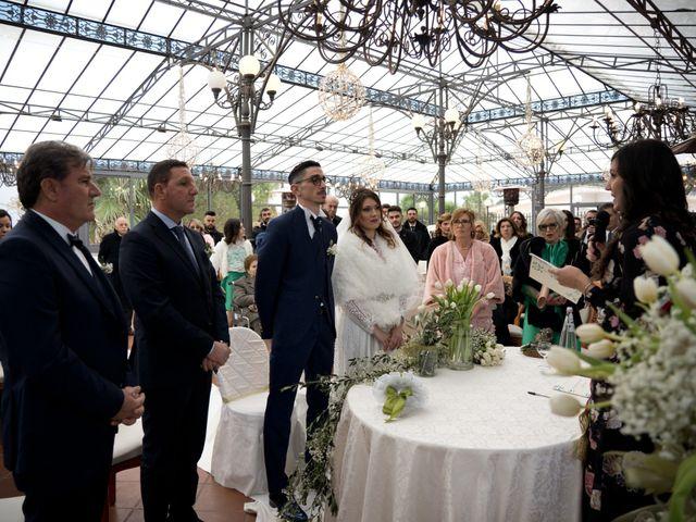 Il matrimonio di Pierfrancesco e Lorena a Grottaglie, Taranto 16